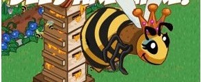 How to get the Queen Bee in your Farmville