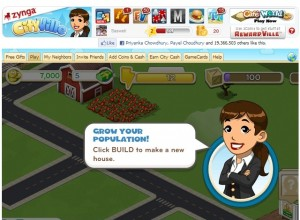 Top 3 games from Zynga, dominating social networks