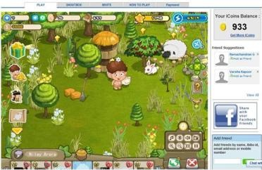 Virtual   ForestStory by Ibibo – The 'Game Developer Platform'